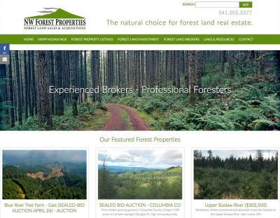 Northwest Forest Properties - Eugene, Or